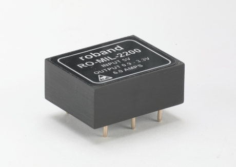 RO-MIL-2200 - COTS DC-DC Converters
