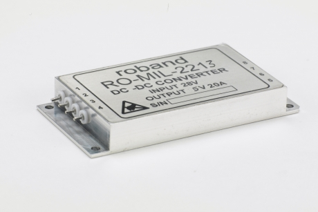 RO-MIL-2213 - COTS DC-DC Converters